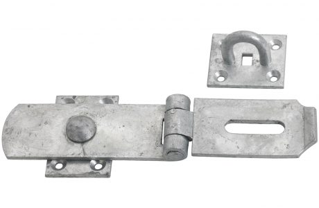 Cabin hook great for keeping gates secured.